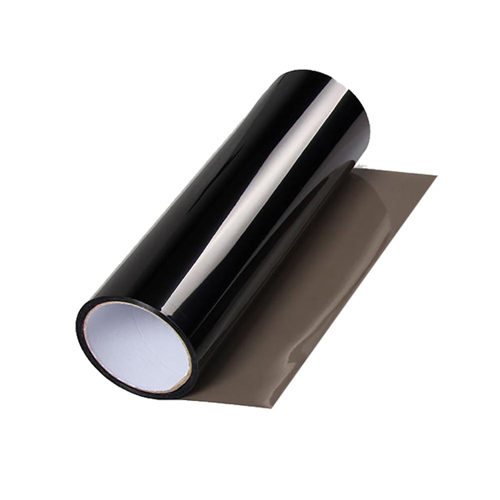 40cm x 60cm PVC Car Auto Vehicle Headlight Taillight Tint Film Wrap Roll Sticker Decal Accessory