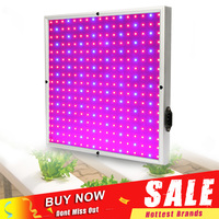 20W LED Grow Light 221Red 68Blue Full Spectrum Grow Led Lamp For Hydroponics Vegetables and Flowering Plants