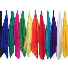 Шелковый квадратный ультра-тонкий шелковый шарф размер 90*90 см-фокусы, забавная магия, сценический магический реквизит, крупным планом, аксессуары