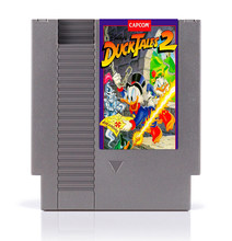 Duck Tales 2 Top Quality 8 Bit Game Card for 72 Pins Game Players(China)