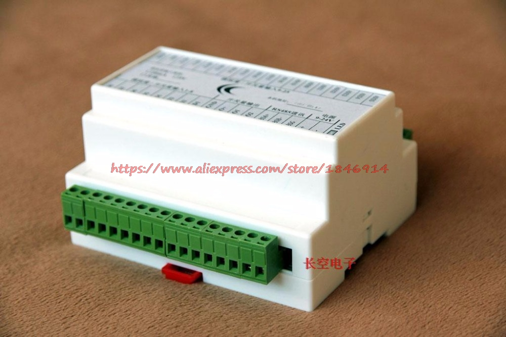 RS485 Collector Card Multi channel 25 channel ADC, 4-20mA current and voltage analog switching capacity MODBUS