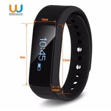 Uwatch I5plus умный Браслет Bluetooth 4.0 Водонепроницаемый Сенсорный экран Фитнес трекер здоровье браслет сна Мониторы Смарт-часы