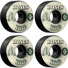 미국 브랜드 100 s og 스케이트 보드 휠 4 pcs 52 53 54mm 스케이트 보드 데크 용 더블 로커 휠 내구성 공격적인 rodas skate
