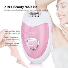 Women Rechargeable Electric Shave lady's Epilator Hair