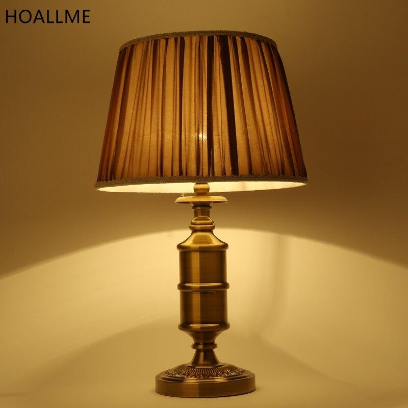 Lampade Design Classico Contemporaneo Blu Lampada Da Tavolo Per