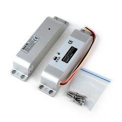 Di alta Qualità Cilindro Elettrico Goccia Chiavistello DC 12 V Fail sicuro per Access Control Security Lock Door System Con Il Tempo ritardo