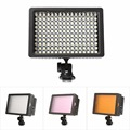 Lightdow 160 LED Mini LED Video Light Photo Lighting on Camera Hotshoe Dimmable LED Lamp for Canon Nikon Sony Camcorder DV DSLR