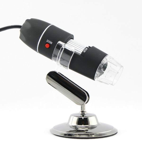 DHL  50pcs 1000X Microscope Portable USB Digital 2.0 MP Microscope Endoscope Magnifier Camera 8 LED-in Microscopes from Tools    1