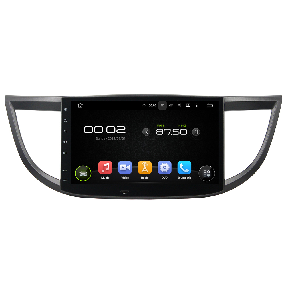 Car Navigation System : Inch screen android car dvd player gps