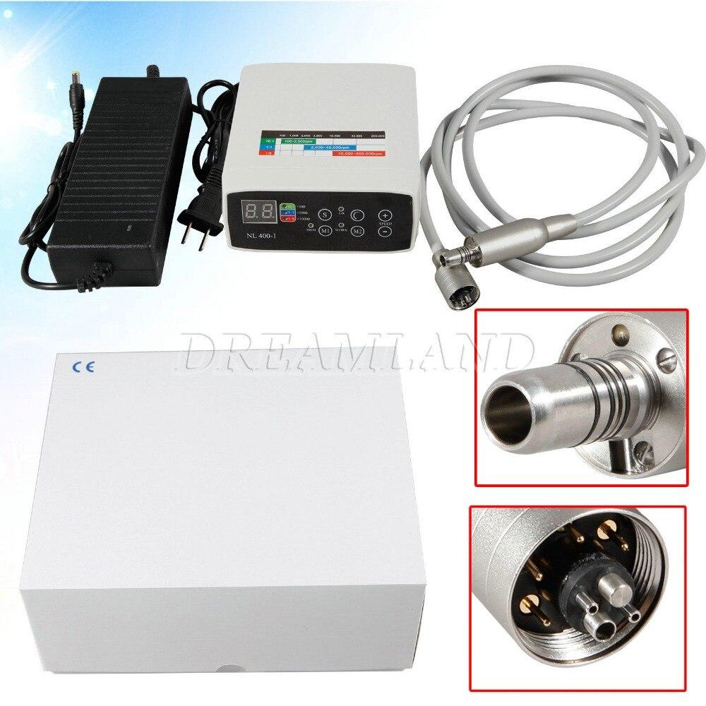 Dental Brushless Micromotor Electric Micro Motor System LED Endodontics mbl2418bldc 12130 dc24v 3w micro 9000rpm brushless motor silver