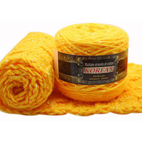 200g Snow Mohair Wool Thick Crochet Yarn For Hand Knitting Soft Cashmere Cotton Roving Yarns Thread