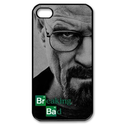 Wholesale Retail Breaking Bad font b Chemistry b font Walter Hard Case Skin for iphone 4