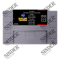 Blues Brothers 16 Bit Super Game Card For USA NTSC Game Player