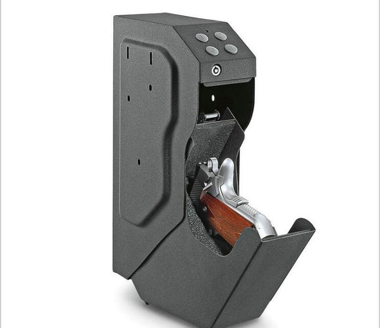 Gun Safe box Gun password Safe box Digital Code Safe