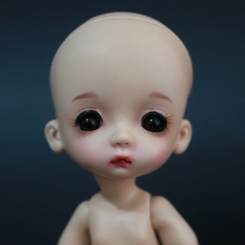 1/8 BJD Doll Fashion LOVELY Cute Resin Joint Doll For Baby Girl Birthday Chrismas Gift Present цена и фото