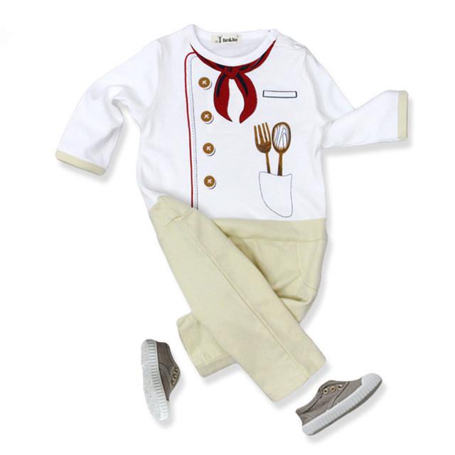 A roupa do bebê recém-nascido macacão da criança outono inverno roupas de beb moda crianças roupas das meninas dos meninos quente casaco roupas infantis