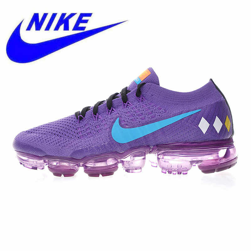 05c8443e89 Detail Feedback Questions about Nike Air VaporMax Flyknit Women's Running  Shoes, Lightweight Shock Absorbing Breathable, Purple/Pink AA3859 015  AA3859 017 ...