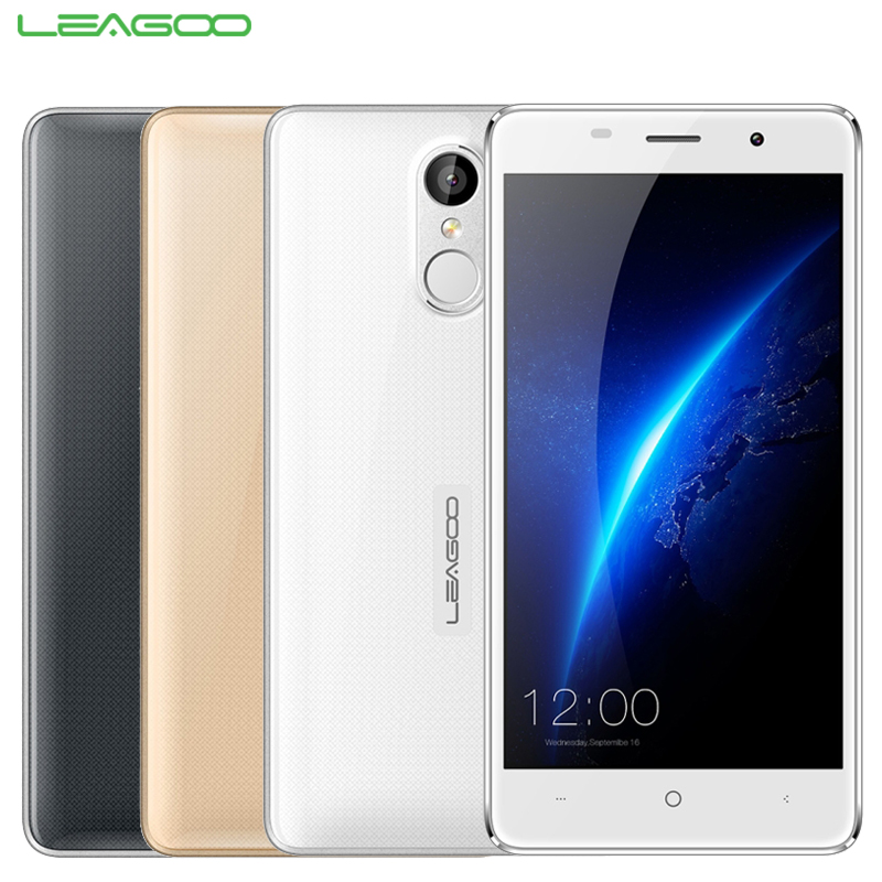 Original Leagoo M5 Cell Phone 2GB RAM 16GB ROM MT6580A Quad Core 5 0 Screen 8