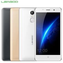 """Оригинал Leagoo M5 Сотовый Телефон 2 ГБ RAM 16 ГБ MT6580A ROM Quad Core 5.0 """"экран 8.0MP Камера Android 6.0 OS 2300 мАч Отпечатков Пальцев"""