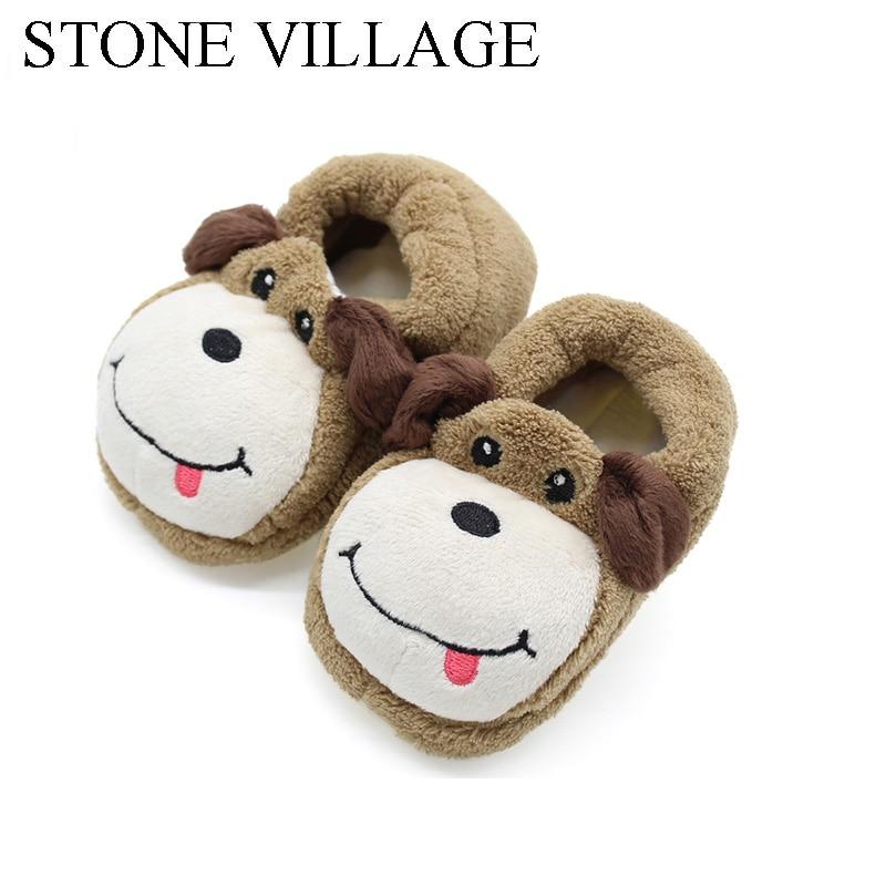 Cute Cartoon Animal Crib Shoes 7 12