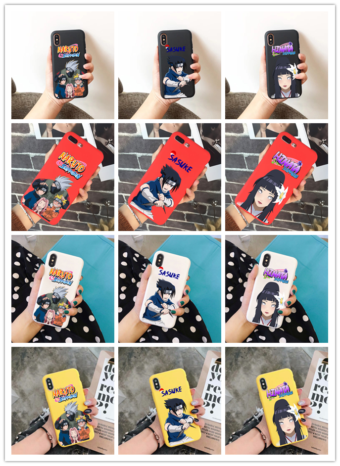 NARUTO THEMED IPHONE CASE (24 VARIAN)