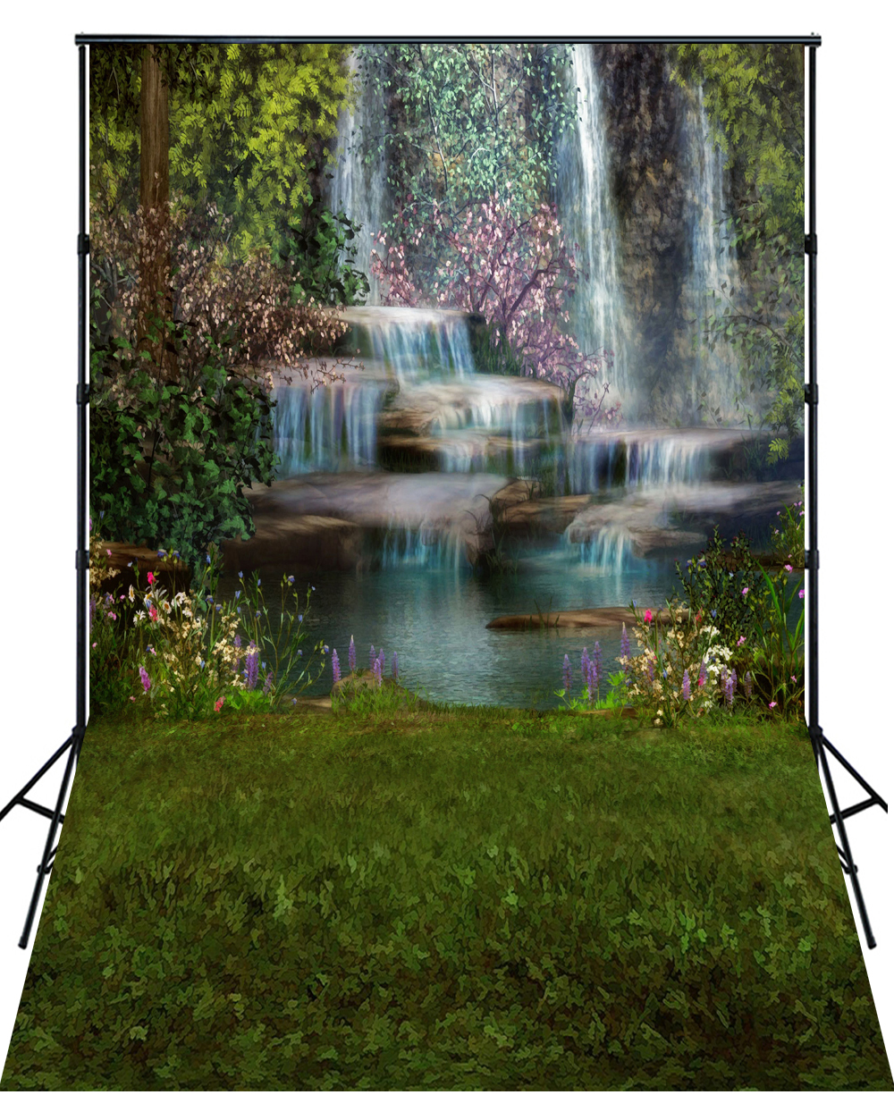 2016 New arrival fairy tale photography backdrops grass photo background for newborn photo XT-4184 2016 new arrival fairy tale photography backdrops grass photo background for newborn photo xt 4184