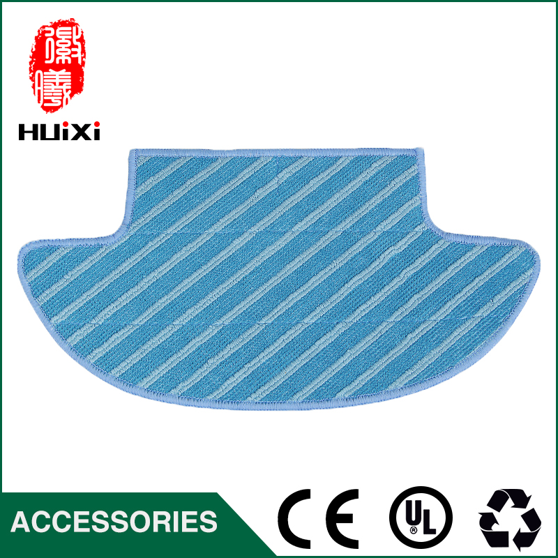 High-efficiency 289*146*168mm Robot Vacuum Cleaner Cleaning Cloth for D36A TEK TCR-S TCR-S2 TCR660 M1 Sweeping  Machine 5x ecovacs hepa filter and 5x fine filtration cotton replacement for d36a tek tcr s tcr s2 tcr660 m1