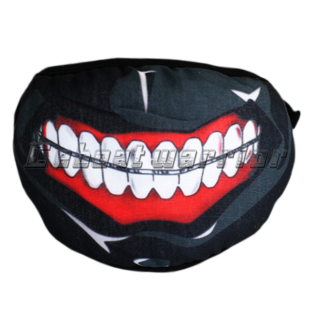 Tokyo Ghoul Kaneki Ken Dustproof Mask