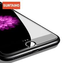 Ультратонкое закаленное стекло Suntaiho 2.5D 9H для iPhone Xs Max XR 8 7 6 6s Plus 6 6s 5 5S премиум-защита экрана