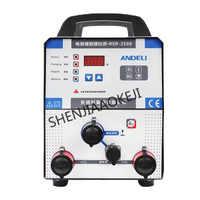 Capacitor de armazenamento de energia do parafuso prisioneiro parafuso soldador fivela de mola de Pressão de aço Inoxidável máquina de solda ajustável 500 W 1.8KVA