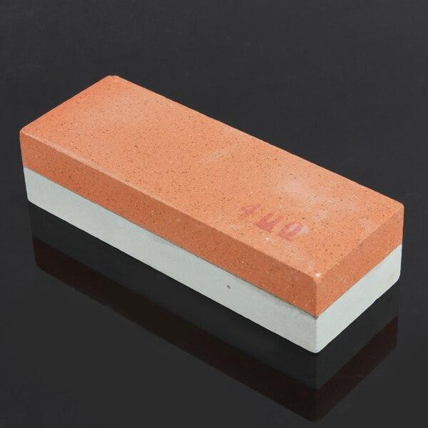 Комбинации Grit двухсторонняя Ножи оттачивая точилка точильный камень