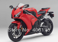 Free Shipping Cbr Motorcycles For Honda CBR1000RR Fireblade 2012 2013 Red And Black Fairings Motorbike Parts