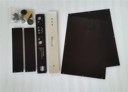 Full Aluminum Enclosure / Chassis / Case / BOX Suitable ES9038PRO DAC 430MM*70MM*308MM