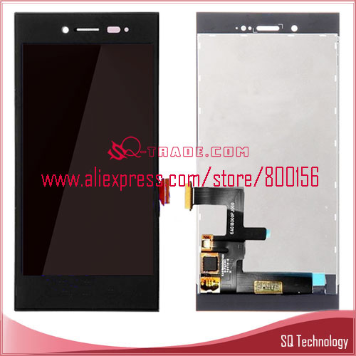 US $35 83 |for Blackberry Leap Z20 LCD Screen Display with Touch Screen  Digitizer Assembly for Blackberry Leap Z20 display free shipping-in Mobile