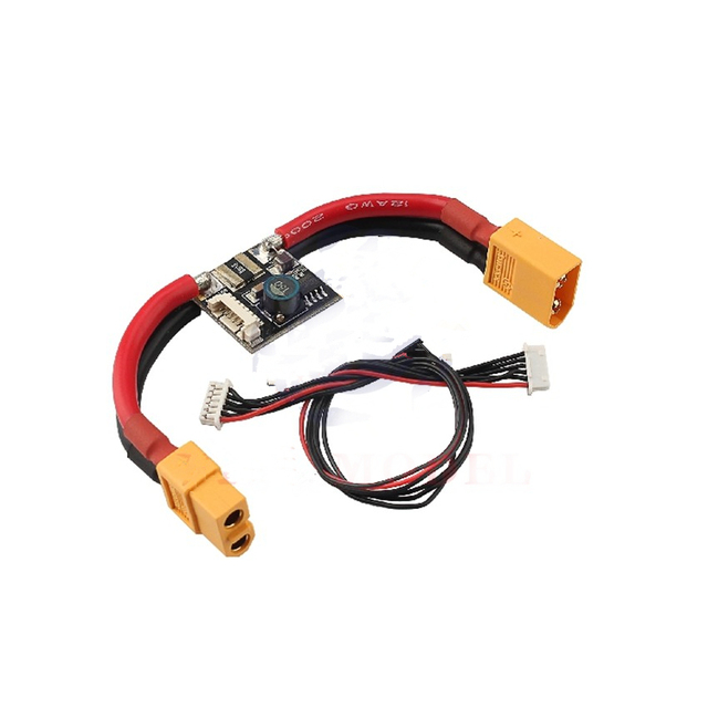 APM, PIXHAWK flight control 3DR voltage power supply module XT6O output  voltage 5 3v for DIY drones Quadrocopter-in Parts & Accessories from Toys &