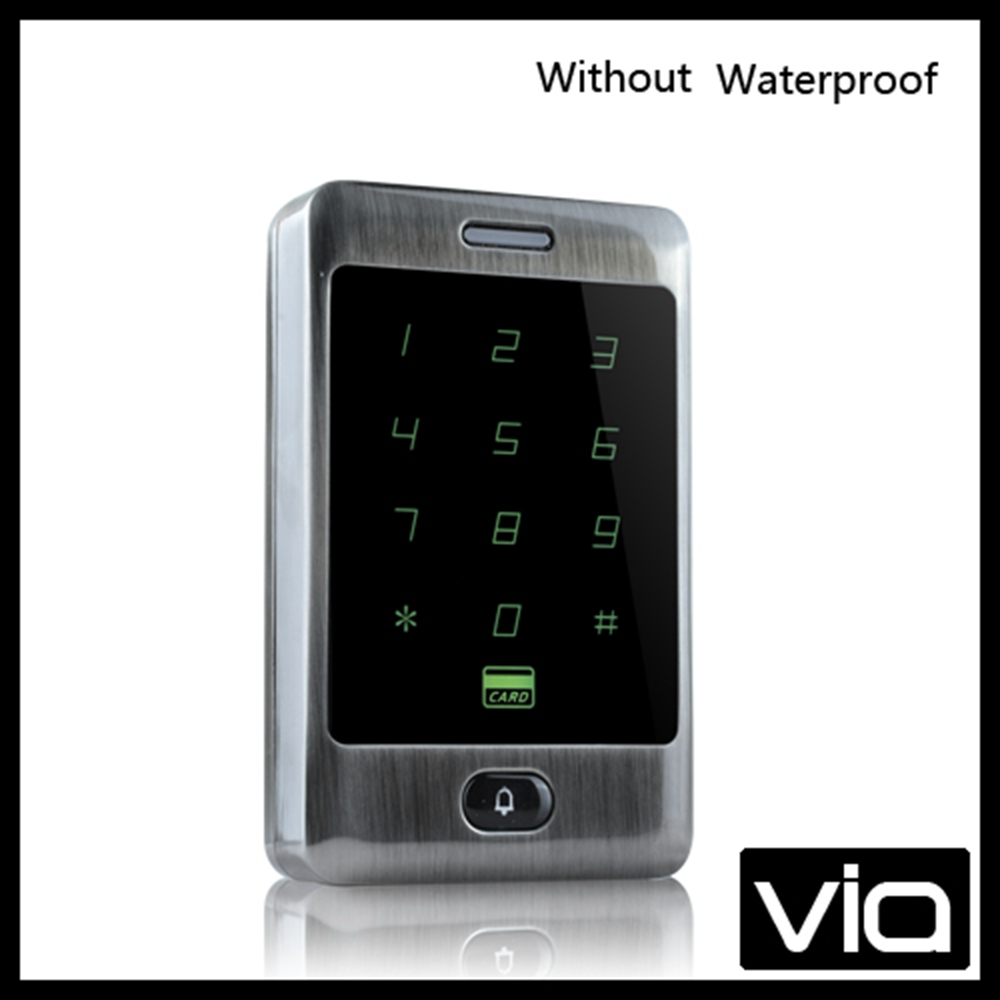 C30 ID+Without Waterproof Free Shipping Automatic Door Locks Access Control Touch Controller System Smart KeypadC30 ID+Without Waterproof Free Shipping Automatic Door Locks Access Control Touch Controller System Smart Keypad