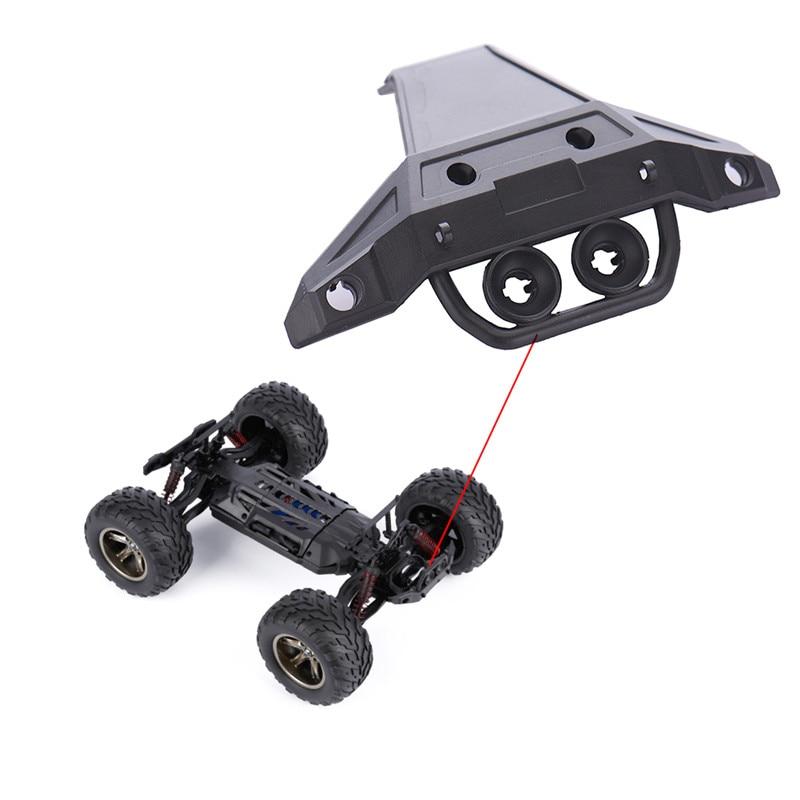 15 SJ04 font b RC b font Monster Truck Spare Parts Front Bumper Block Car Parts