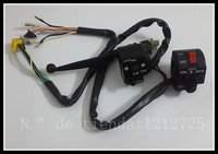 Motorcycle Switch Assembly GN125 Left Or Right Switch Assembly Hand Switch Assembly