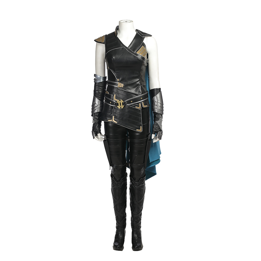 Thor Ragnarok Valkyrie Cosplay Costume Thor 3 Outfit Superhero Women Clothes Halloween Costumes