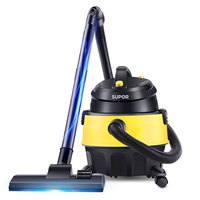 Famous Brand Electric Canister Vacuum Cleaner 20L Dry Wet Dual Use Vacuum Cleaner karcher aspiradora aspirador robot