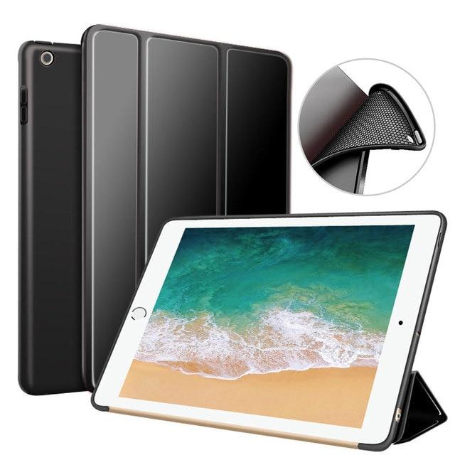 Чехол для Apple iPad Mini 4/Mini 3/Mini 2/Mini 1 чехол из искусственной кожи Ультратонкий силиконовый мягкий чехол для смартфона с функцией автоматического сна
