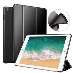 Case for Apple iPad mini 4 / Mini 3 / Mini 2 / Mini 1 Case PU Leather Ultra Slim Silicone Soft Back Smart Cover Auto Sleep Wake
