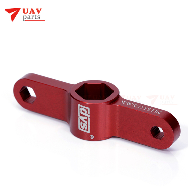 New DYS RTM10 wrench/spanner lock nut M2/M5/M8/M10 easy prop nut removal tool/ thighten tool