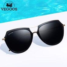 VEGOOS Shades for Women Luxury Brand Polarized Sunglasses UV Protection Fashion Modis Designer Sun Glasses with Case #9110