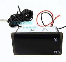 220V Digital Thermometer Temperature Meter Aquarium +Sensor