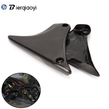 Motorcycle For Yamaha MT-09 MT09 FZ-09 FZ09 MT FZ 09 2014-2017 Carbon Fiber Frame Side Cover Protector Panel Fairing Shell MT09 цена в Москве и Питере