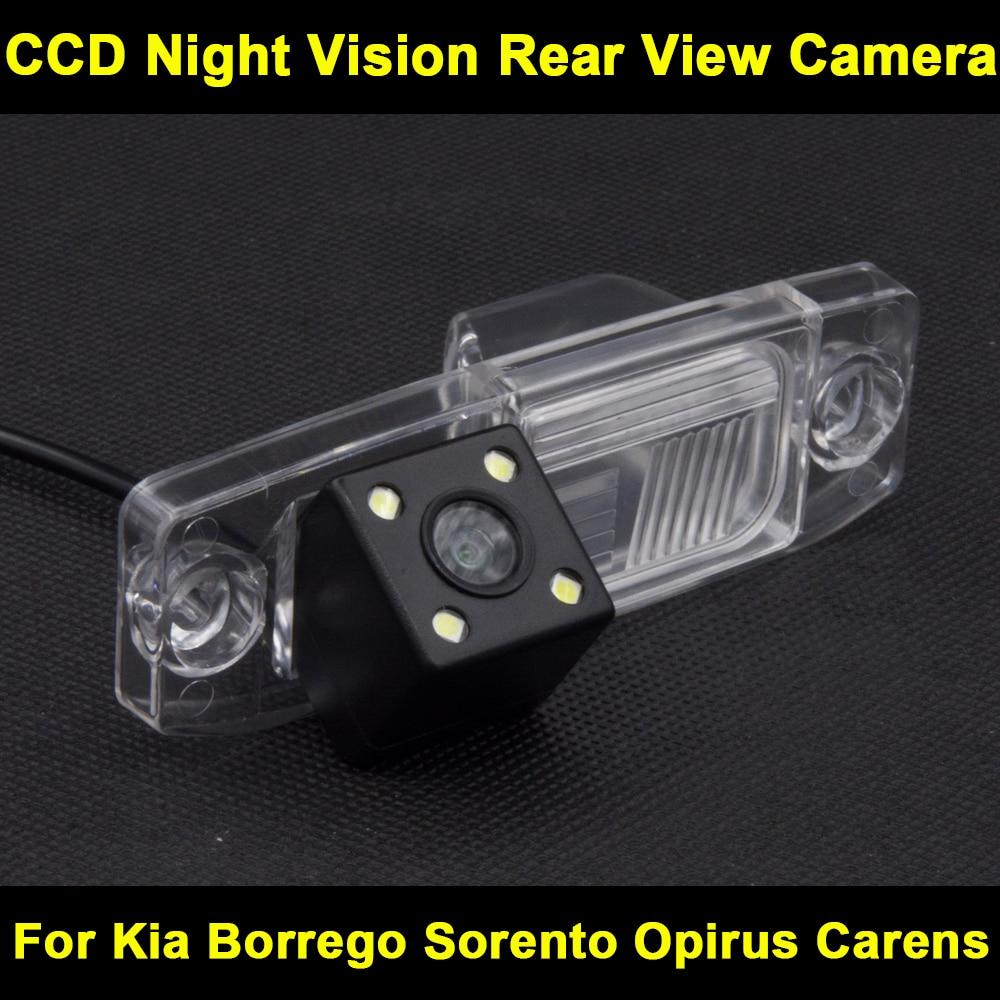 CCD Rear view Camera BackUp Reverse Parking Camera for Kia Rio K3 2013 2014 Sportage R Forte Opirus Carens Sorento Borrego Car