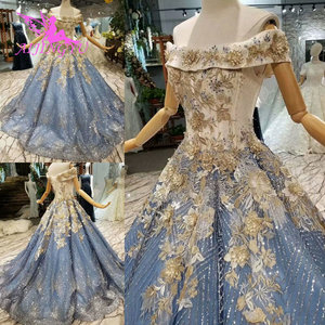 Image 4 - AIJINGYU Plus Size Dress Gowns For Older Brides 2021 2020 Indian Uk Austria Quality Princess Style Gown Wedding Dresses For Sale
