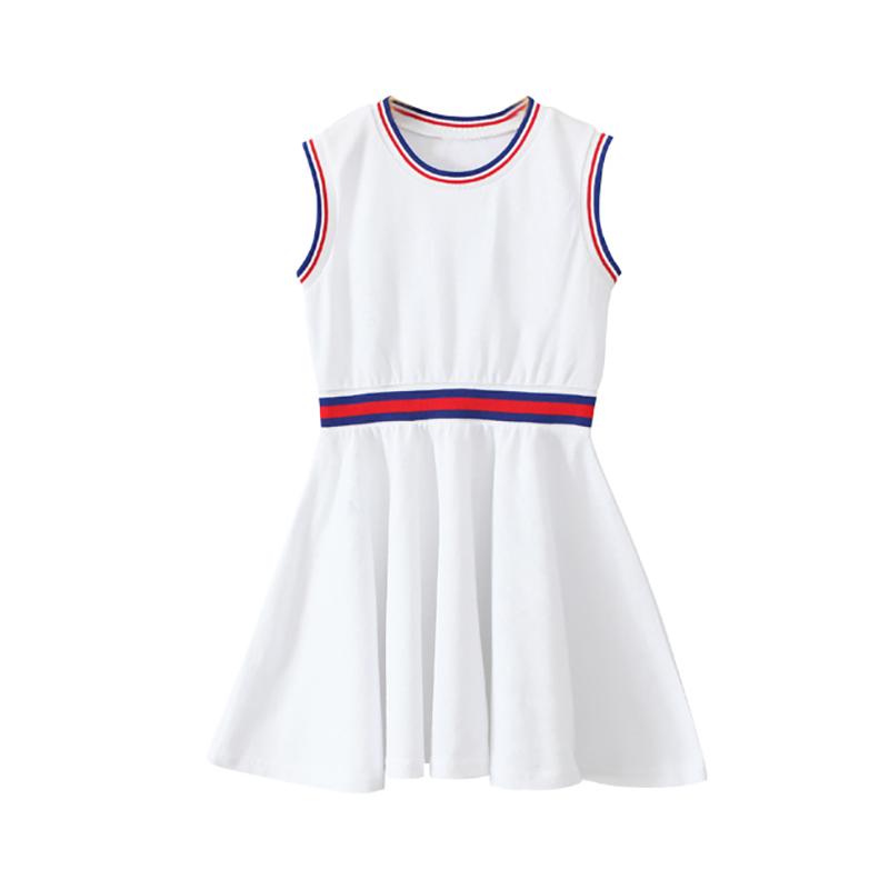 kids dresses for girls 2018 summer cotton sleeveless baby girl dress children clothing 3-12 years girl clothes beach dress unini yun 2 7t girl dress baby kids summer flower cherry backless sundress girl cotton sleeveless princess beach casual dresses