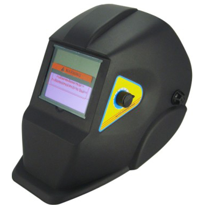 New hot selling  Li Battery+Solar auto darkening welding helmet/ mask/welding goggles for the welder operate the welding machine cnim hot auto darkening welding helmet